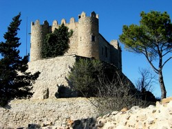 ruta dels castells gaia